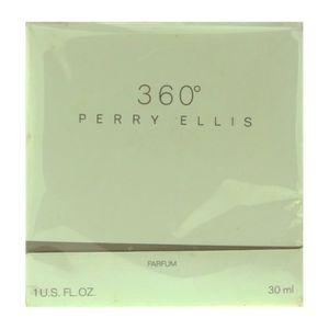 EAU DE TOILETTE Perry Ellis 360 Parfum 1.0Oz/30ml In Box (Vintage)
