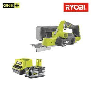 BATTERIE MACHINE OUTIL Pack RYOBI rabot 18V OnePlus 82mm R18PL-0 - 1 batt