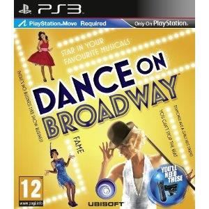 JEU PS3 Dance on Broadway - Move Required (Playstation ...