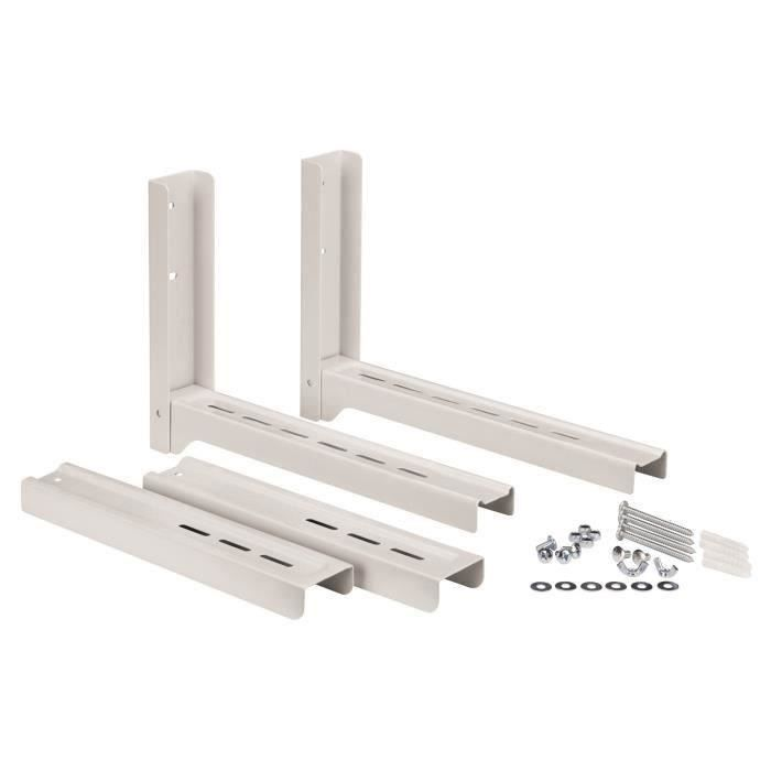WPRO MBR100 Support micro-ondes blanc