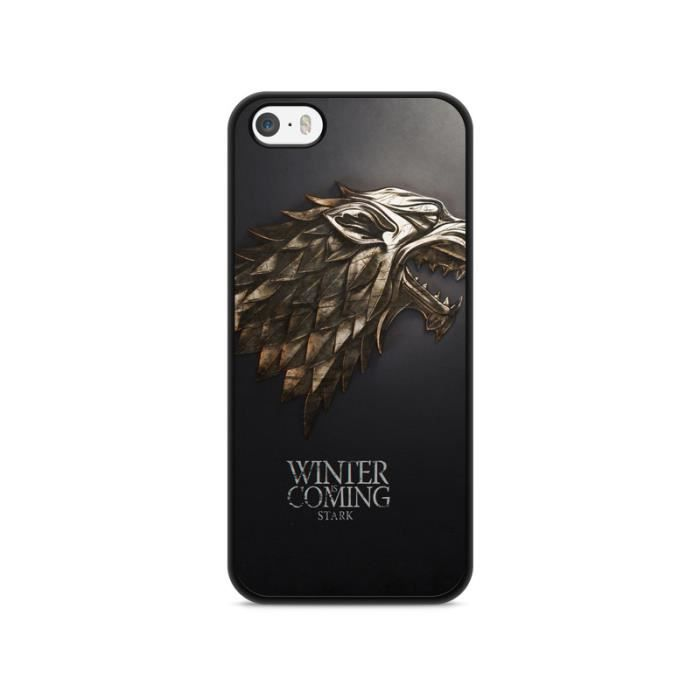 coque game of thrones iphone 5