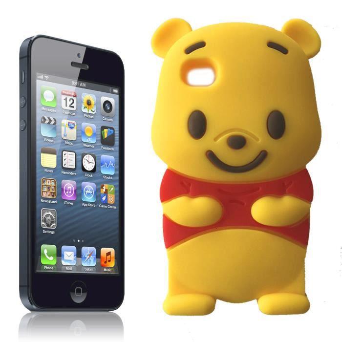 coque iphone 7 disney 3d