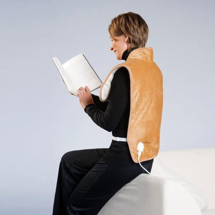 coussin chauffant electrique achat vente coussin chauffant electrique pas cher cdiscount. Black Bedroom Furniture Sets. Home Design Ideas