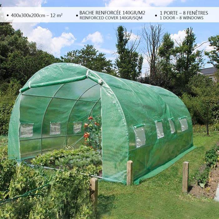 SERRE DE JARDINAGE Serre de jardin | Tunnel serre de jardin | Serre d