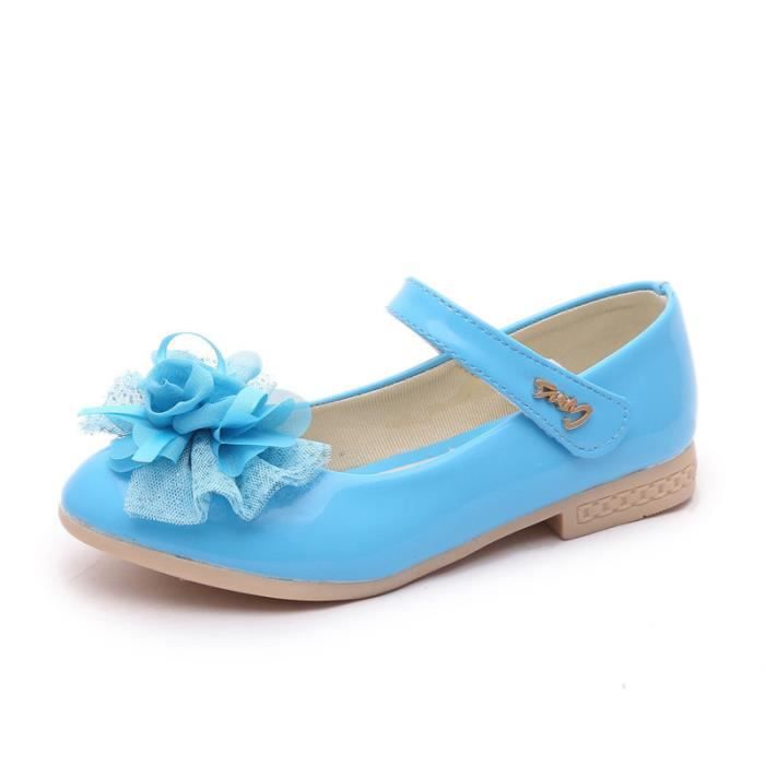 Princesse fille Ballerines chaussures chaussures confortables
