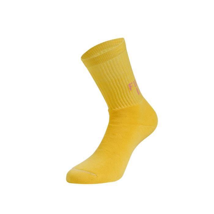 bébé professionnel Achat Sock-Ing Chaussettes Jaune Femme S20118-13 Jaune Jaune ...