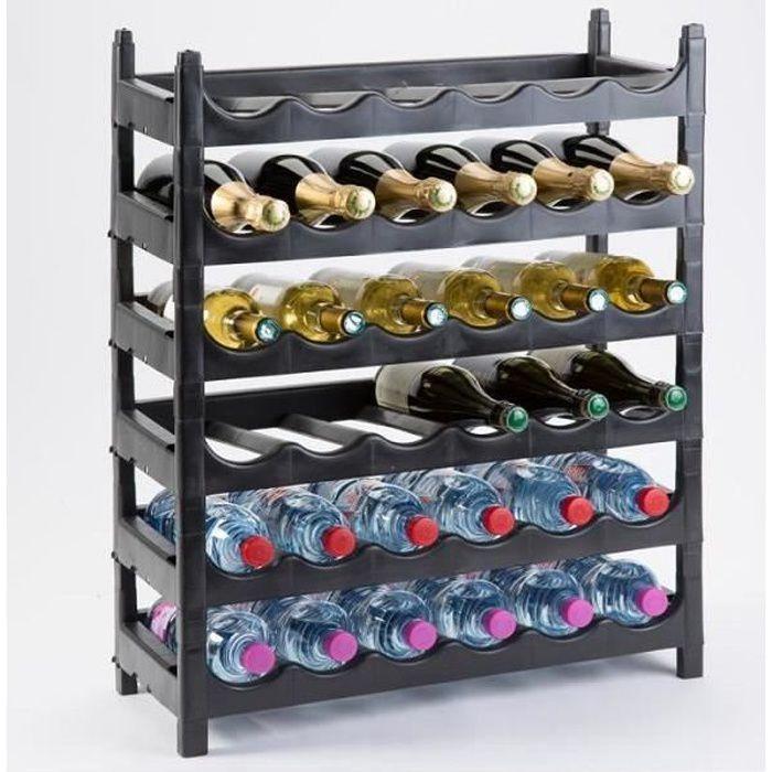 casier a bouteille en plastique achat vente casier a. Black Bedroom Furniture Sets. Home Design Ideas