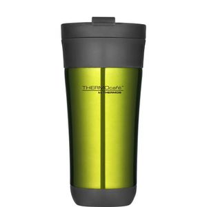 BOUTEILLE ISOTHERME THERMOS Thermos mug tumbler - 425ml - Vert