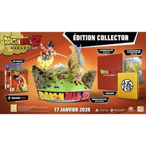 JEU PS4 NOUVEAUTÉ DRAGON BALL Z : KAKAROT Collector Jeu PS4