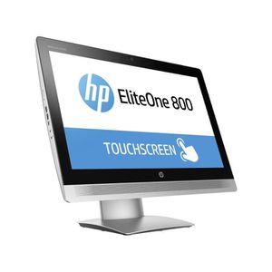 HP PC 800G2EO - RAM 8 Go - Windows 10 Pro- Intel Core i5 (6?me génération) 6500 / 3.2 GHz - Intel HD Graphics 530 - Disque dur 1 To