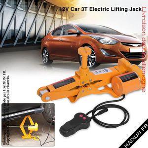CRIC 3 tonnes 12V DC automobile voiture cric électrique