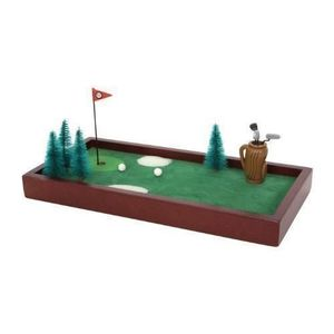 TABLE MULTI-JEUX Golf de Table en Bois - Jeu Jouet Club - 983