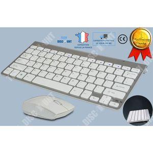 PACK CLAVIER - SOURIS TD® clavier souris sans fil gamers mecanique ps4 q