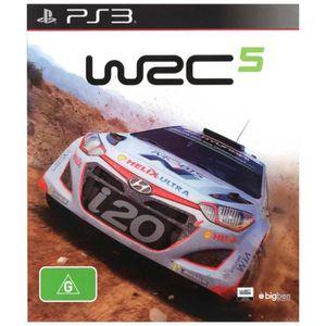 JEU PS3 WRC 5 (PS3) - Import Anglais