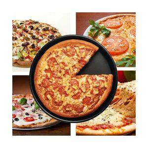 PLAT POUR FOUR Large moule à pizza 6 pouces ou à gâteaux métal no