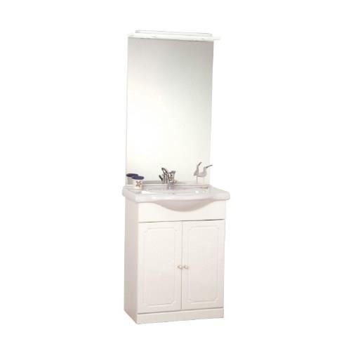 Meuble majorca 60 cm achat vente salle de bain for Meuble coin salle de bain