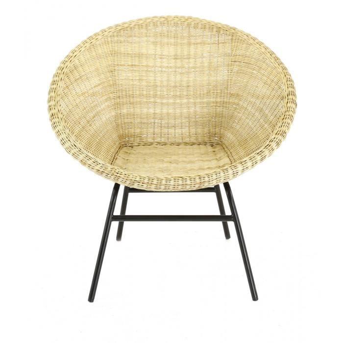 fauteuil rond osier naturel arthena inwood Résultat Supérieur 50 Incroyable Fauteuil Osier Rond Galerie 2017 Gst3