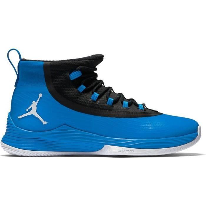 timeless design 6605a 86028 Chaussure de Basketball Jordan Ultra Fly 2 Noir Bleu et noir pour homme