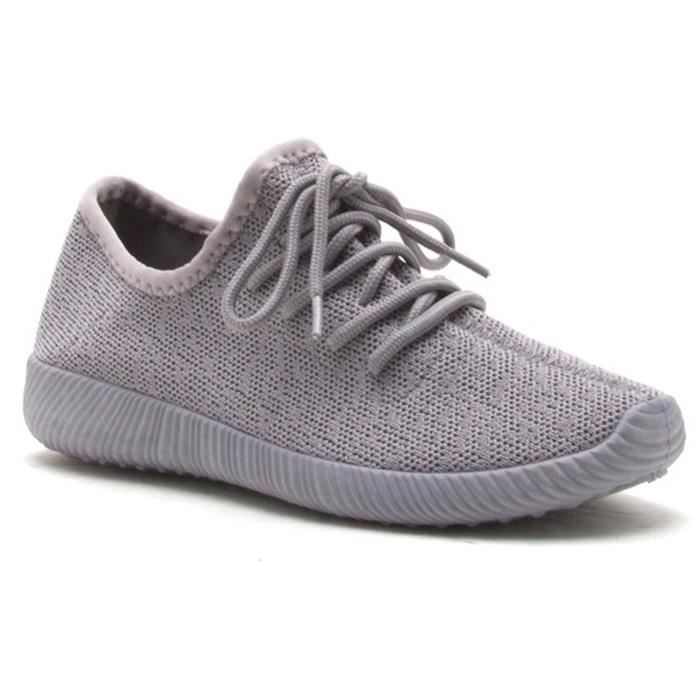 Revol Chaussures de sport de course unisexe Casual Chaussures respirantes Sports Athletic YEGHS Taille-40 1-2