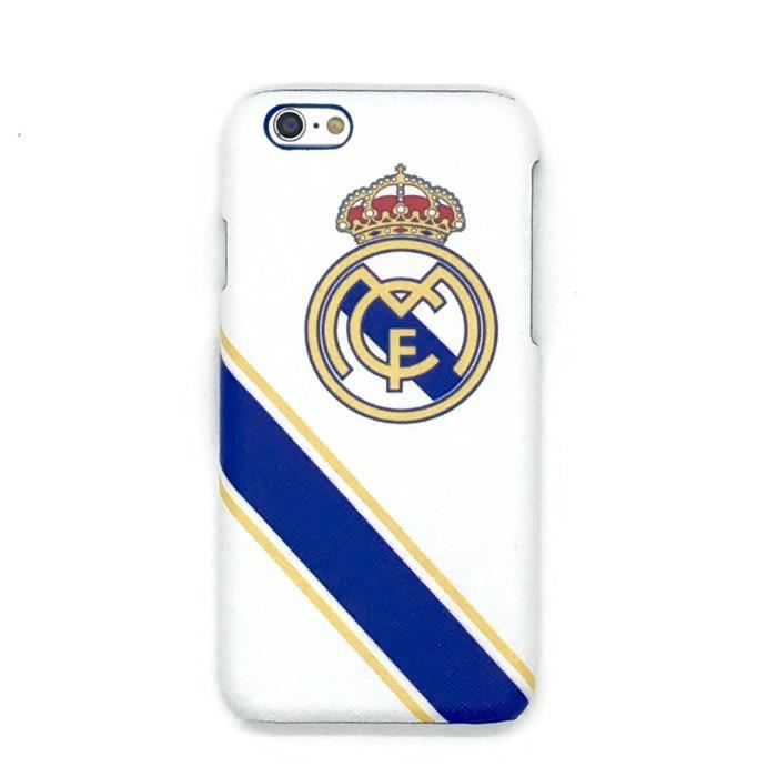 coque iphone 6 football real madrid
