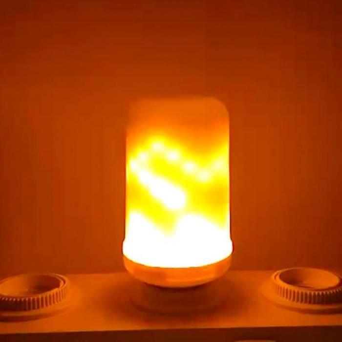 Ampoule 360 Vivieronmies®b22 Feu Flamme Mm803 ° Décoratif Effet Vacances Scintillant ZP66wTqA