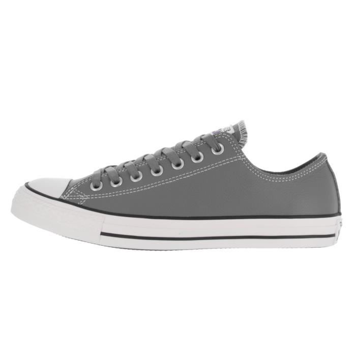 Converse Low Sneakers Chuck Taylor All Star Classic Leather Mason -grape SLJLF Taille-42 1-2 JTo3O
