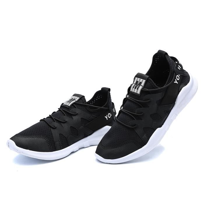 Basket Homme Mode Loisir Masculines Respirante Chaussures