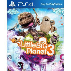 JEU PS4 LittleBigPlanet 3 Jeu PS4