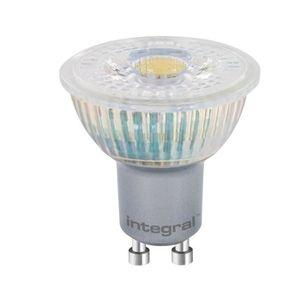 INTEGRAL LED Ampoule spot GU10 400lm 4,4W équivalent ? 50W