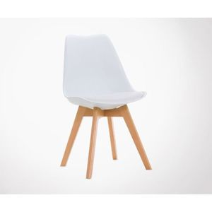 CHAISE Chaise Assise Rembourree BERNICE