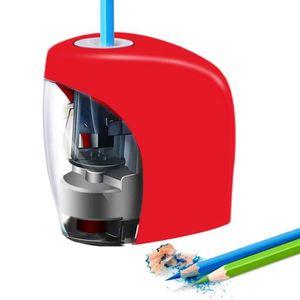 FLOCON DE MAÏS Taille-crayon électrique pour HB 2 Crayons et cray