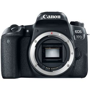 APPAREIL PHOTO RÉFLEX Canon EOS 77D nu  appareil photo numerique reflex