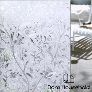 FILM POUR VITRAGE Dora Household Film Pour Vitre PVC Film Vitrostati