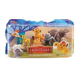 FIGURINE - PERSONNAGE Figurines Disney Lion Guard (Paquet de 5)