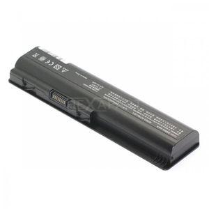 Batterie pour hp pavilion dv6 1140ef - prix pas cher - Black ...