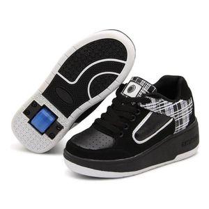 BASKET Nouvel Enfant Heelys Chaussures à Roulettes avec u
