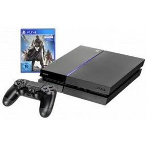 CONSOLE PS4 Sony Playstation 4 500GB inkl. Destiny USK 16