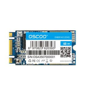 DISQUE DUR SSD Oslo NGFF interface 60G (interne) SSD Universellem