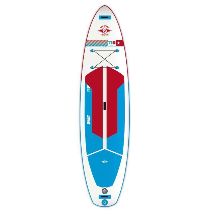 BIC SPORT Paddle Gonflable Wing Air Evo - 11'0\