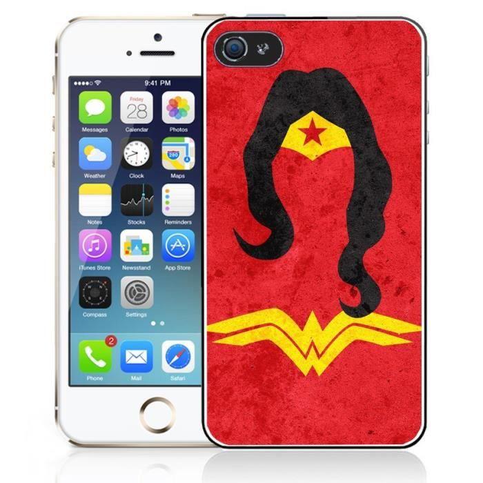 coque wonder woman iphone 6