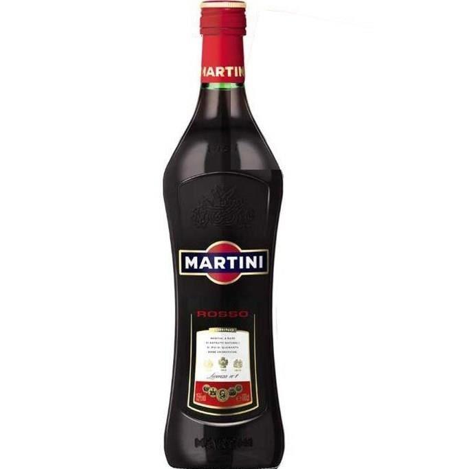 Apéritif à base de vin MARTINI ROSSO Apéritif à base de vin - 1l - 14%