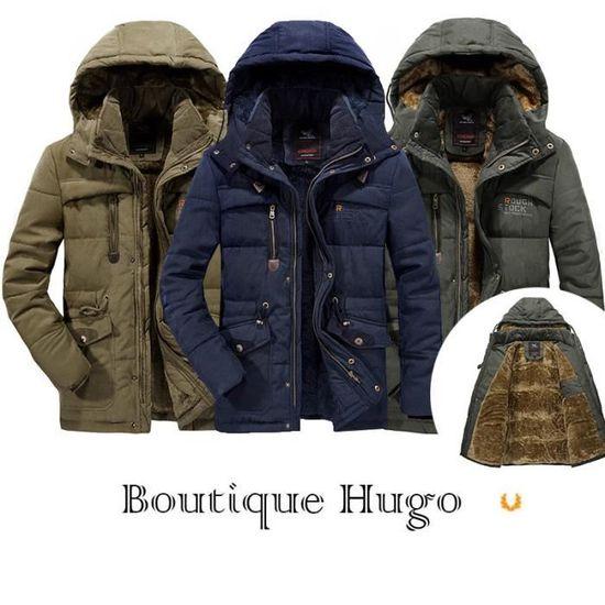 Cargo Nbsp;taille Capuche Grand Vêtements Xs Fausse 3xl Blouson ZiXPkuO