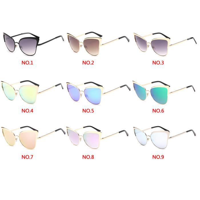 ... Les nouvelles lunettes de soleil de cadre en métal femmes lunettes de  soleil lunettes de voyage. Ressources. Rayban ... b40f6506b3d9