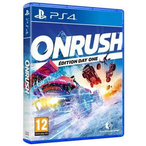JEU PS4 Onrush Jeu PS4