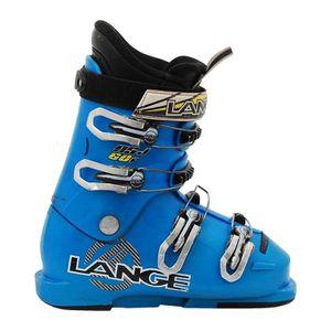 63b3348ea6 CHAUSSURES DE SKI Chaussure de Ski Occasion Junior Lange RSJ 60R ble ...