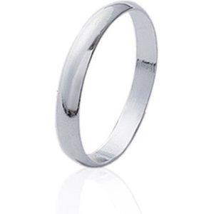 ALLIANCE - SOLITAIRE Bague alliance homme - fine - mariage ou fiançaill