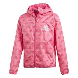 BLOUSON - VESTE Veste fille adidas Must Haves Wind 8438eaf6bbb