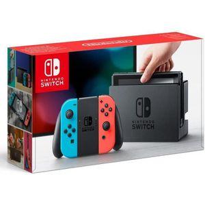 CONSOLE NINTENDO SWITCH Console Nintendo Switch (import) - avec un Joy-Con