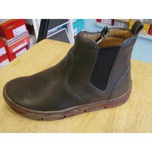 Chaussures enfants. Boots garçons à scratchs SHOO POM P29 EmVYXvETaa