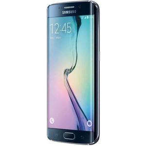 SMARTPHONE SAMSUNG G925 GALAXY S6 EDGE 32GO NOIR Débloqué tou